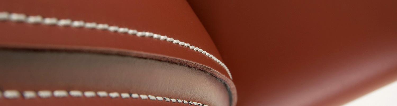 Cuoio rigenerato o fibra di cuoio - Solosedie