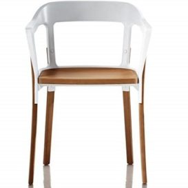 Solosedie Steelwood Chair Magis